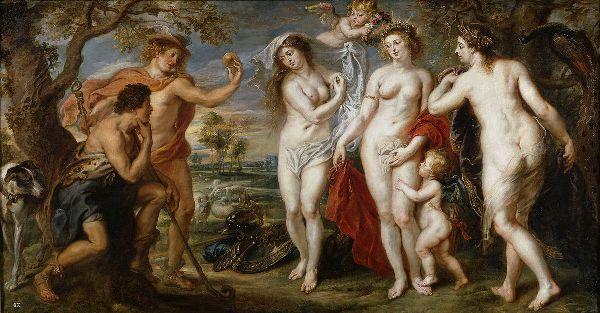 Rubens-Paride-giudizio