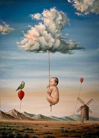 surreal-bimbo-nuvola