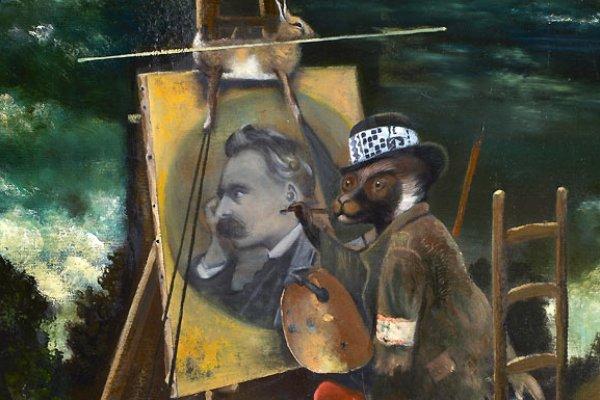 surreal-Nietzsche-ritratto
