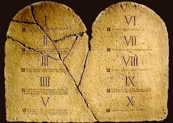 tavole-della-legge-mosaica