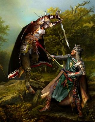 Artù-Mordret-duel