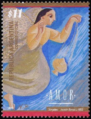 Borges-angeli-francobollo