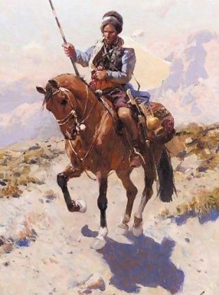 cavaliere-Caucaso