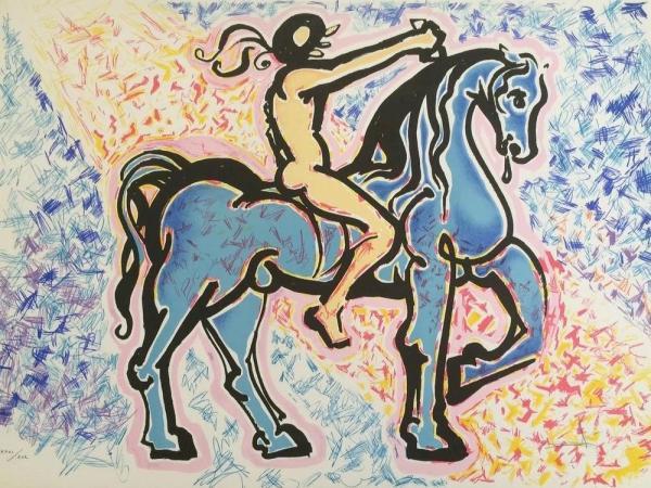 Dalì-cavaliere
