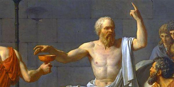 David-morte-Socrate-dettaglio