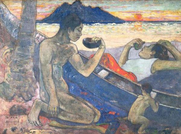 Gauguin-Te-vaa