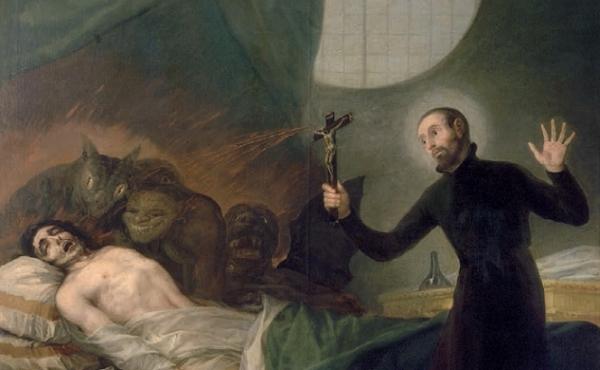 Goya-esorcismo