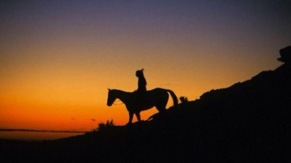 indiano-al-tramonto