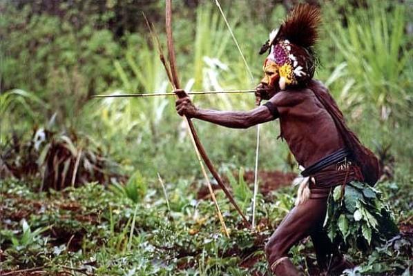 indio-arciere