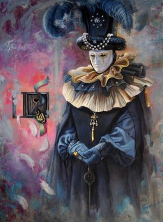 Keeper-maschera-veneziana