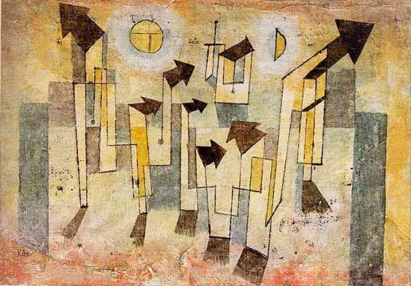 Klee-murale-tempio