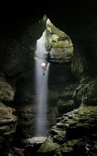 luce-caverna