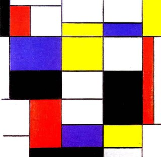 Mondrian-tipo