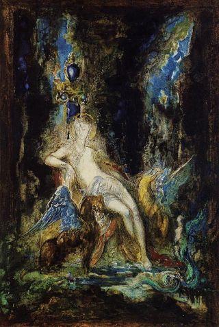 Moreau-fata