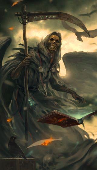 morte-falce