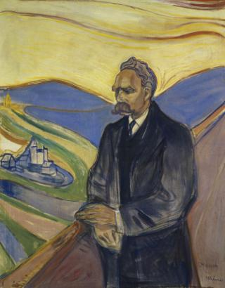 Nietzsche-sul-ponte