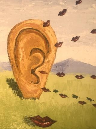 orecchio-bocche