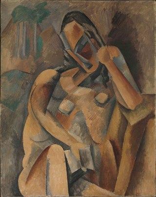Picasso-donna-libro