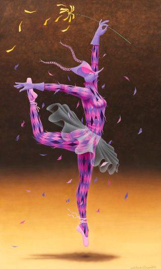 Pinto-ballerina