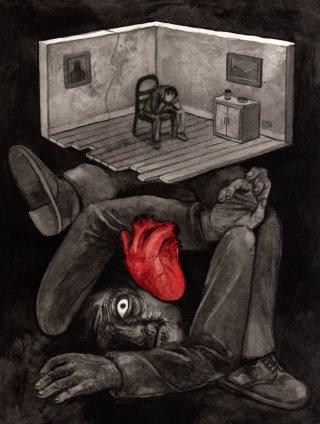 Poe-cuore-rivelatore-illustrato