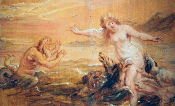 Rubens-Scilla-Glauco
