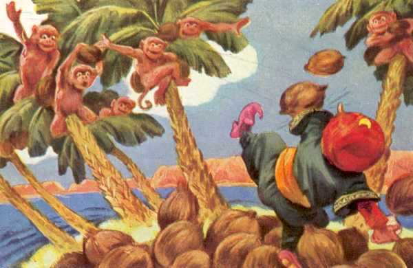 Sindbad-apes