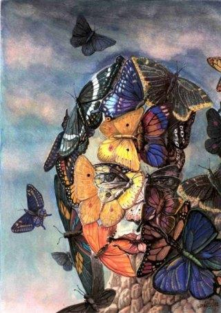 volto-donna-farfalle