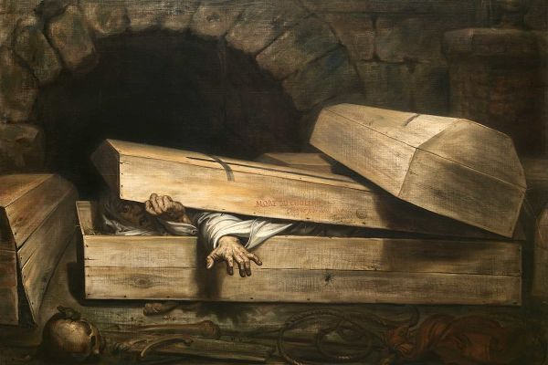 Wiertz-sepoltura