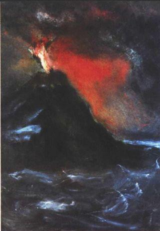 Böcklin-vulcano