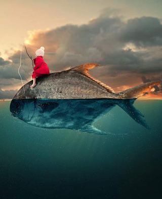 Ionut-bimbo-pescatore