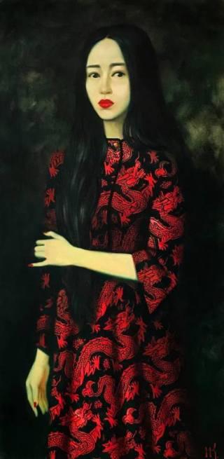 Klimova-donna-cinese