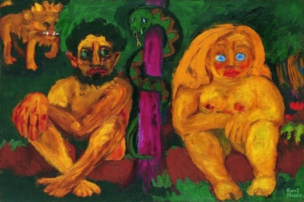 Nolde-incomprensione