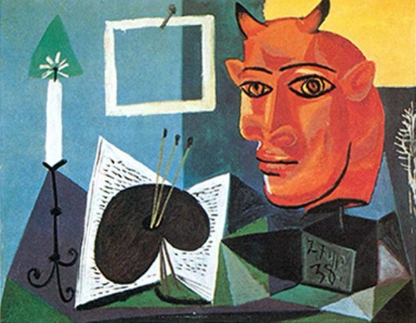 Picasso-Minotauro