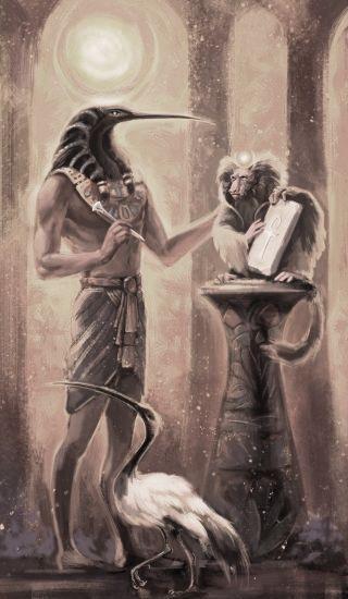 Thot-scimmia