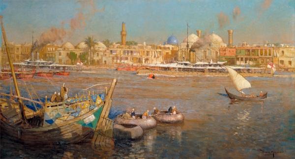 Bagdad-porto