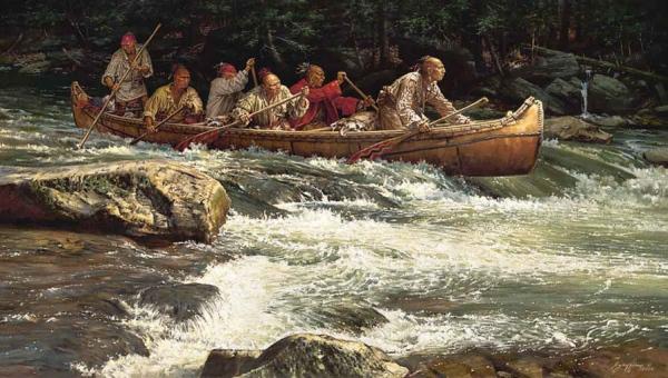 canoa-canadese
