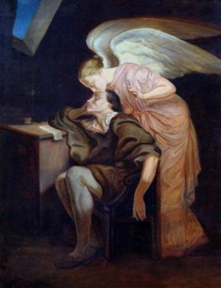 Cezanne-bacio-Musa