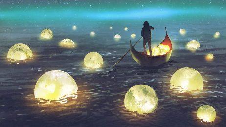 gondola-lune