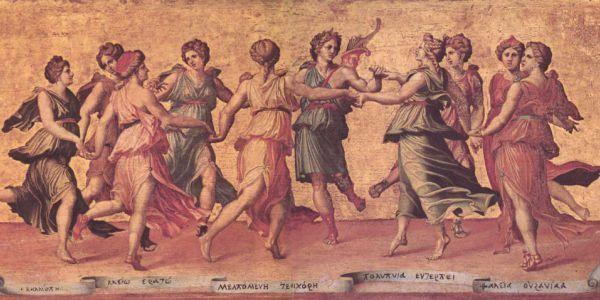 Muse-greche