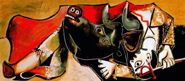 Picasso-corrida