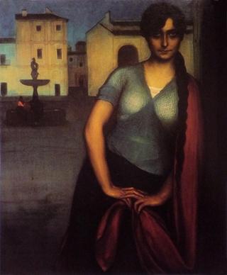 Romero-de-Torres-donna-di-Cordoba