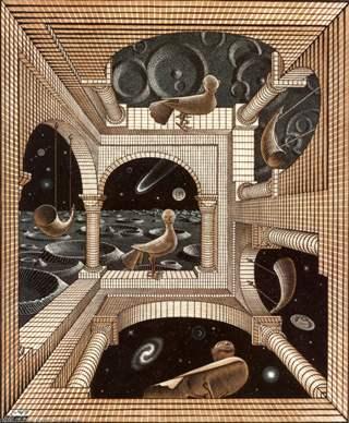 Escher-altro-mondo