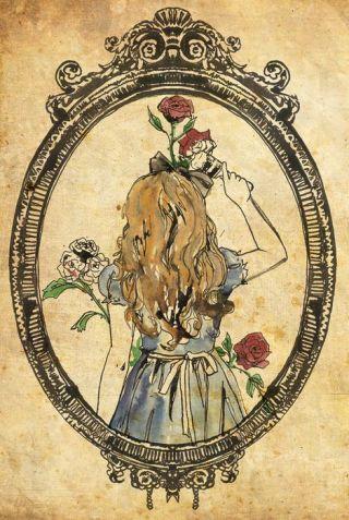 alice-specchio