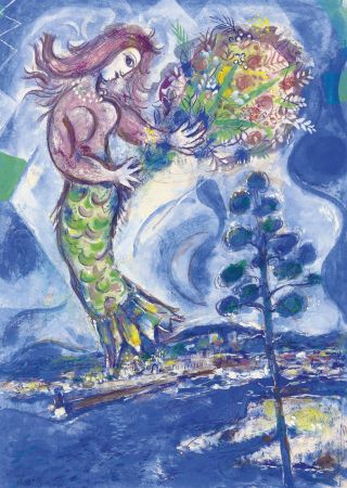 chagall-sirena