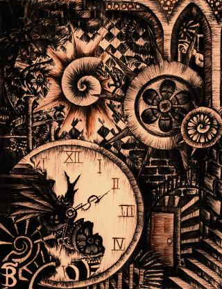 clock-drawing-orologio
