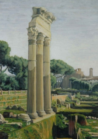 colonnel-foro-romano