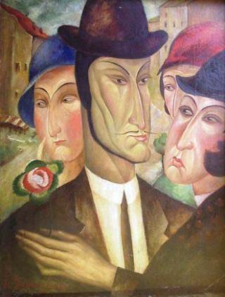 gudiashvili-gente
