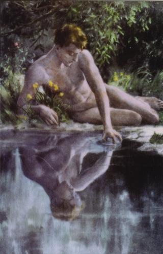 narciso-specchiato