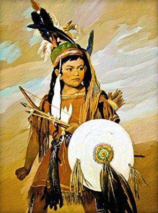 nativo-americano-ragazzo