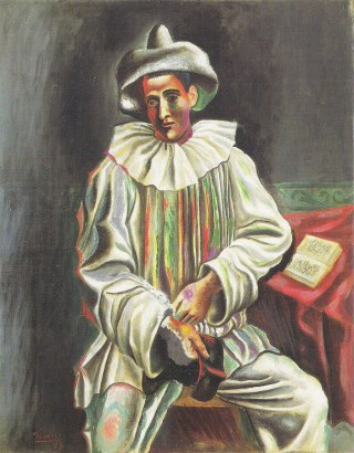 picasso-pierrot